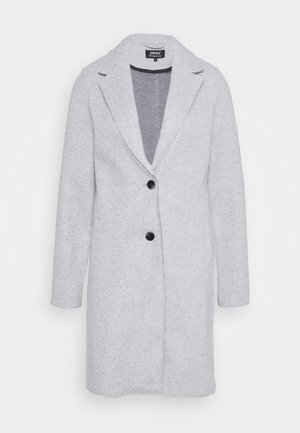ONLCARRIE BONDED COAT - Mantel - light grey