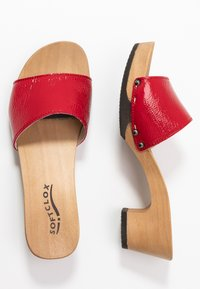 Softclox - KELLY - Clogs - rot - 3