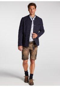 Spieth & Wensky - PETRUS - Summer jacket - dunkelblau - 1