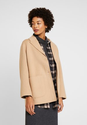 ALNEW NIFULA - Short coat - cornstalk