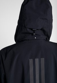 adidas Performance - URBAN RAIN.RDY  - Regnjakke / vandafvisende jakker - black - 3