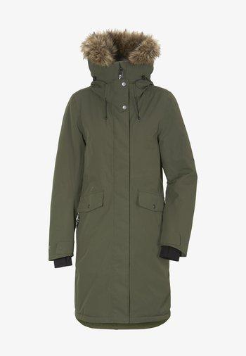 ERIKA WNS  - Winter coat - oliv