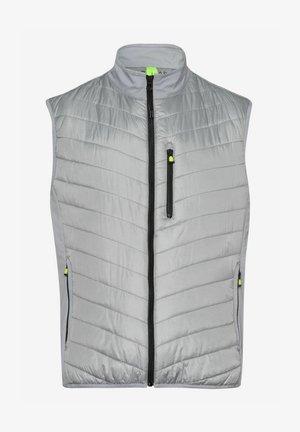 VITO - Waistcoat - grey