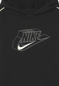 Nike Sportswear - HOODIE - Kapuzenpullover - black/coconut milk - 2