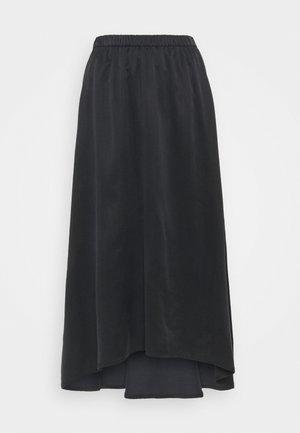 RAHEL - Jupe trapèze - schwarz