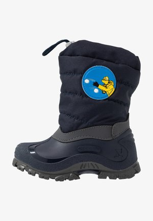 FORBY - Snowboots  - navy