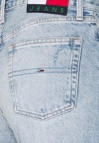 Tommy Jeans - HARPER  - Straight leg jeans - light-blue denim - 3