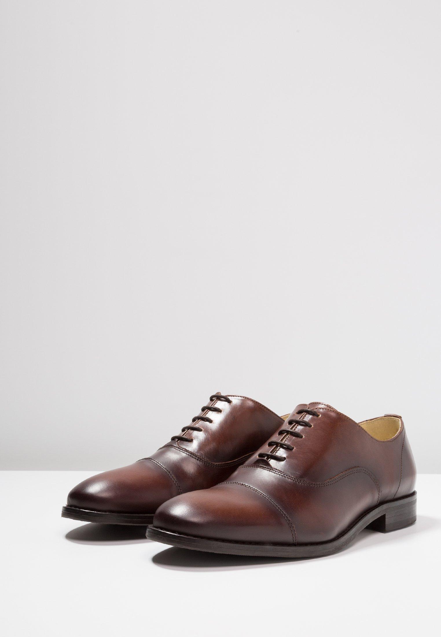 HARRY Eleganta snörskor brown