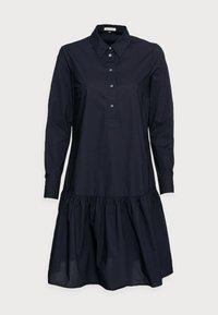 Marc O'Polo - DRESS FLARED STYLE - Shirt dress - night sky - 3