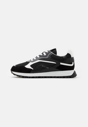MICHIGAN - Trainers - black/white