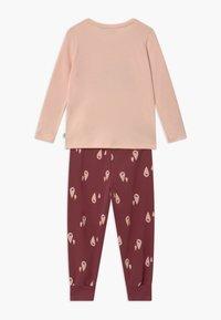 Sanetta - PURE KIDS LONG - Pijama - rose blush - 1
