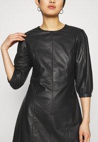 Deadwood - UFFIE DRESS - Day dress - black - 5