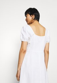 GAP - MIDI - Freizeitkleid - fresh white - 4