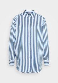 House of Dagmar - GINA - Button-down blouse - blue - 6