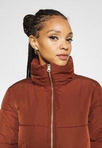 JDY - JDYNEWERICA PADDED JACKET - Winter jacket - cherry mahogany - 4