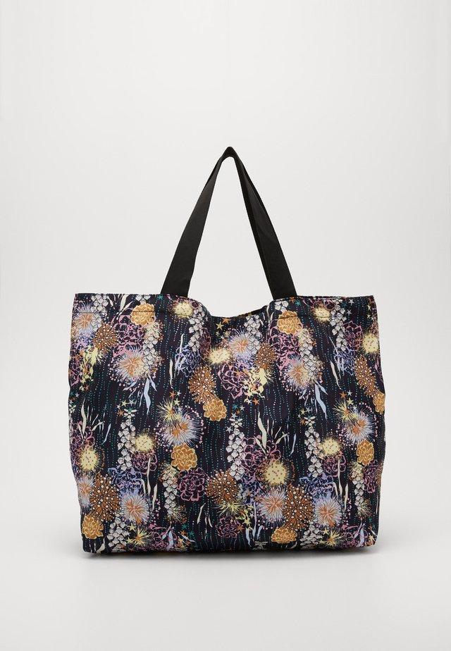 SEALIFE FOLDABLE BAG - Shopping bag - black