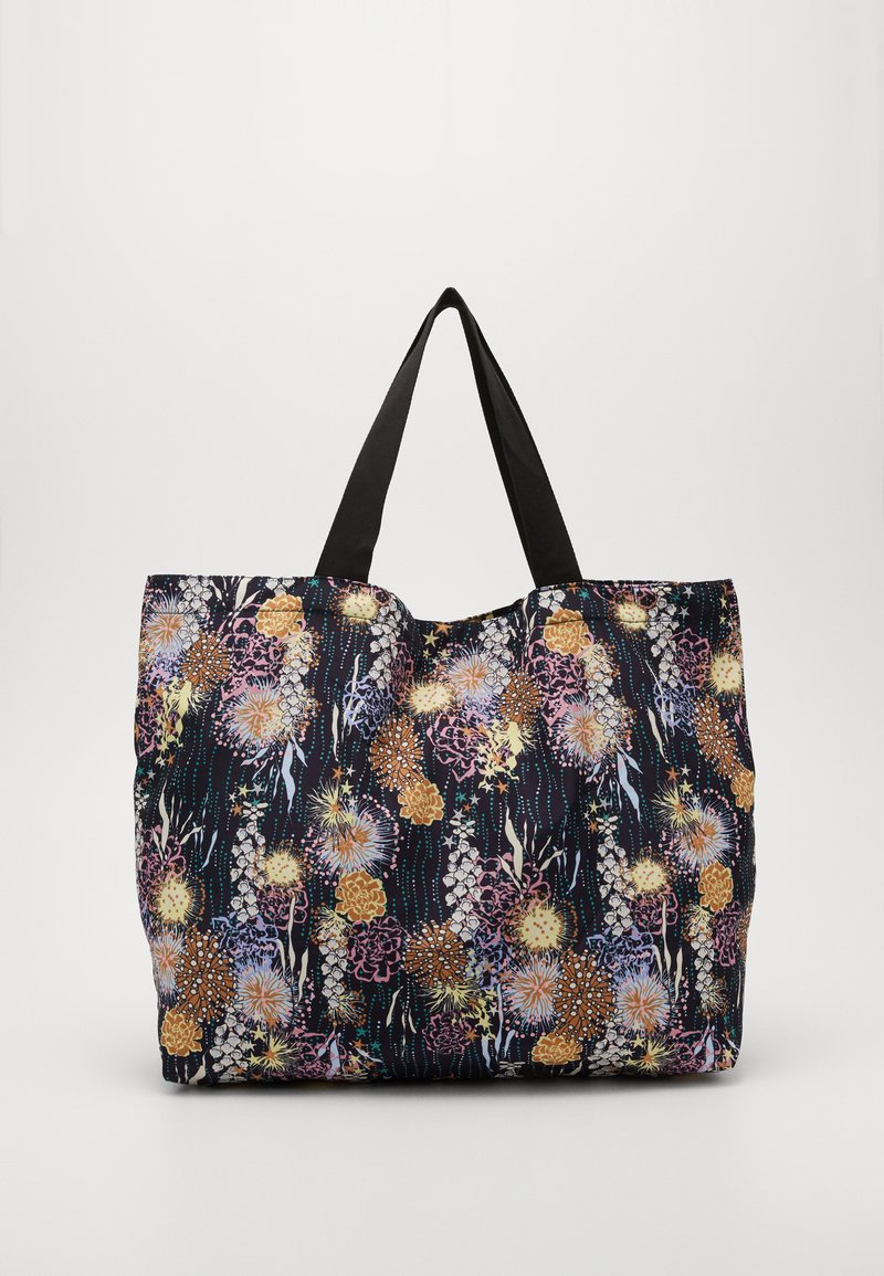 Becksöndergaard - SEALIFE FOLDABLE BAG - Shopping bag - black
