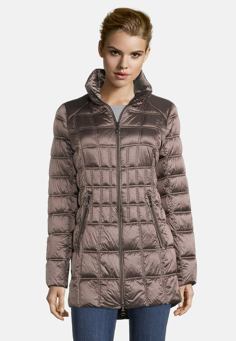 Gil Bret - Winter coat - deep taupe