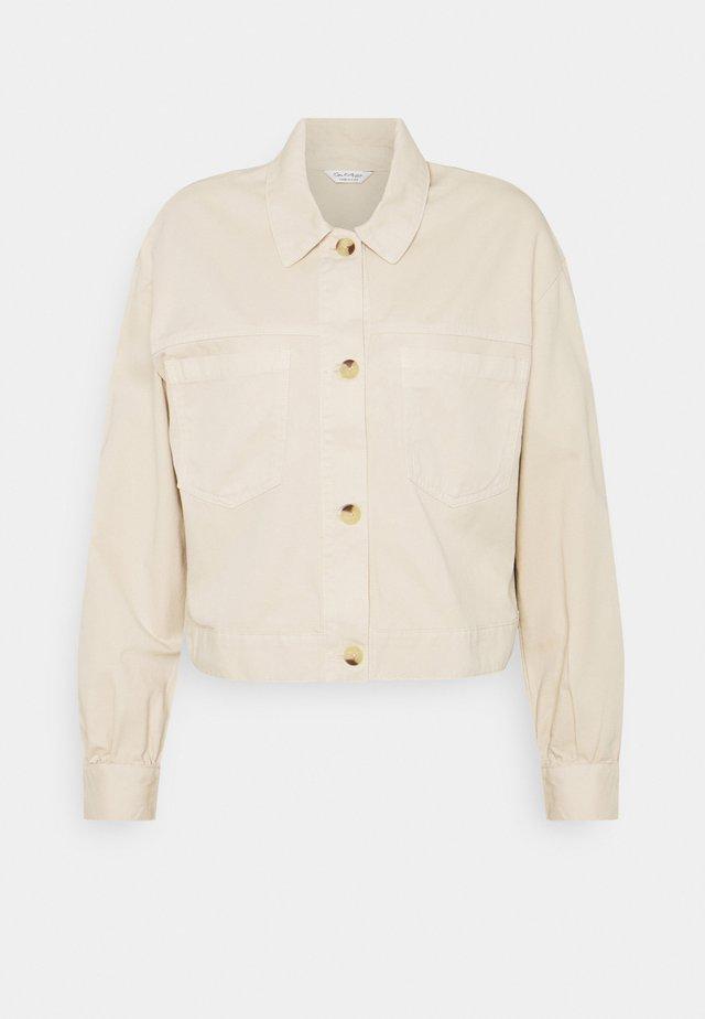 Light jacket - ivory
