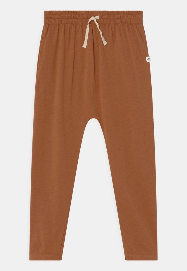 LENNIE - Teplákové kalhoty - amber brown
