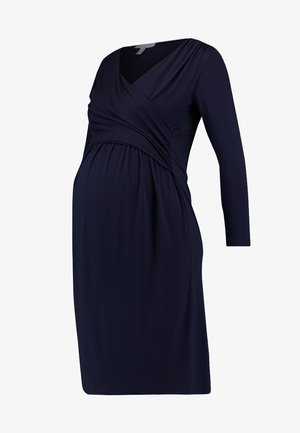 DIVINE - Sukienka z dżerseju - navy blue