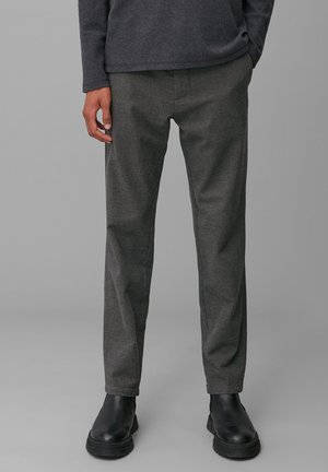 BLEIK  - Chinos - multi/gray pinstripe