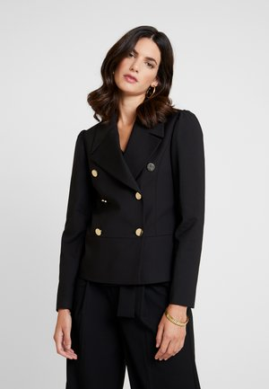 GILLIAN - Blazer - black