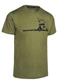 Spitzbub - ERICH - Print T-shirt - green - 3