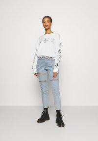 NEW girl ORDER - CLASSIC CARTOON  - Sweatshirt - white - 1