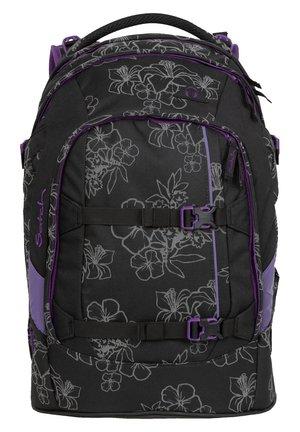 School bag - ninja hibiscus [9w9]