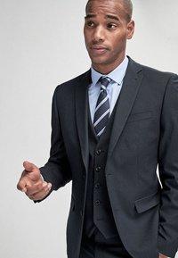 Next - STRETCH TONIC SUIT: JACKET-SLIM FIT - Suit jacket - blue - 0