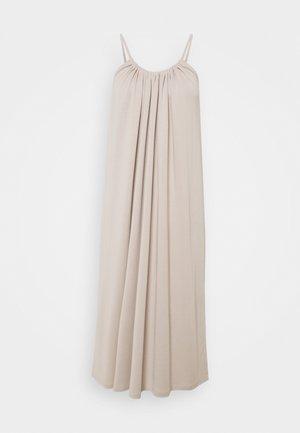 OBJWILMA SINGLET DRESS - Jerseyklänning - silver gray