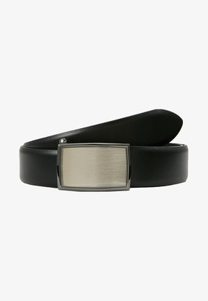 REGULAR BELT - Pasek - black