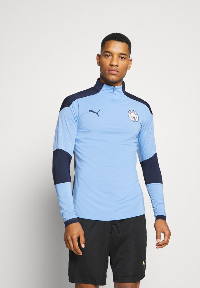 MANCHESTER CITY ZIP - Club wear - team light blue