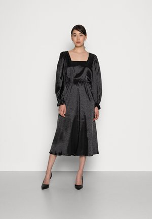 DANA DRESS - Cocktail dress / Party dress - pitch black