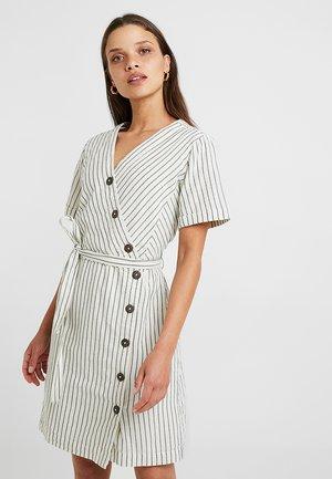 TEXTURE - Shirt dress - off white