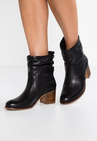 mint&berry - Classic ankle boots - black - 0