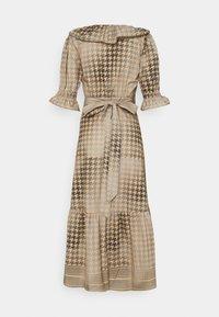 CECILIE copenhagen - RUBY WRAP DRESS - Cocktail dress / Party dress - frost grey - 1
