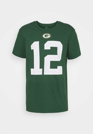 NFL GREEN BAY PACKERS PLAYER ESSENTIAL RODGERS - Pelipaita - fir