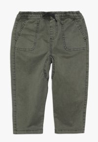 Cotton On - FLYNN PANT BABY - Trousers - silver sage - 0