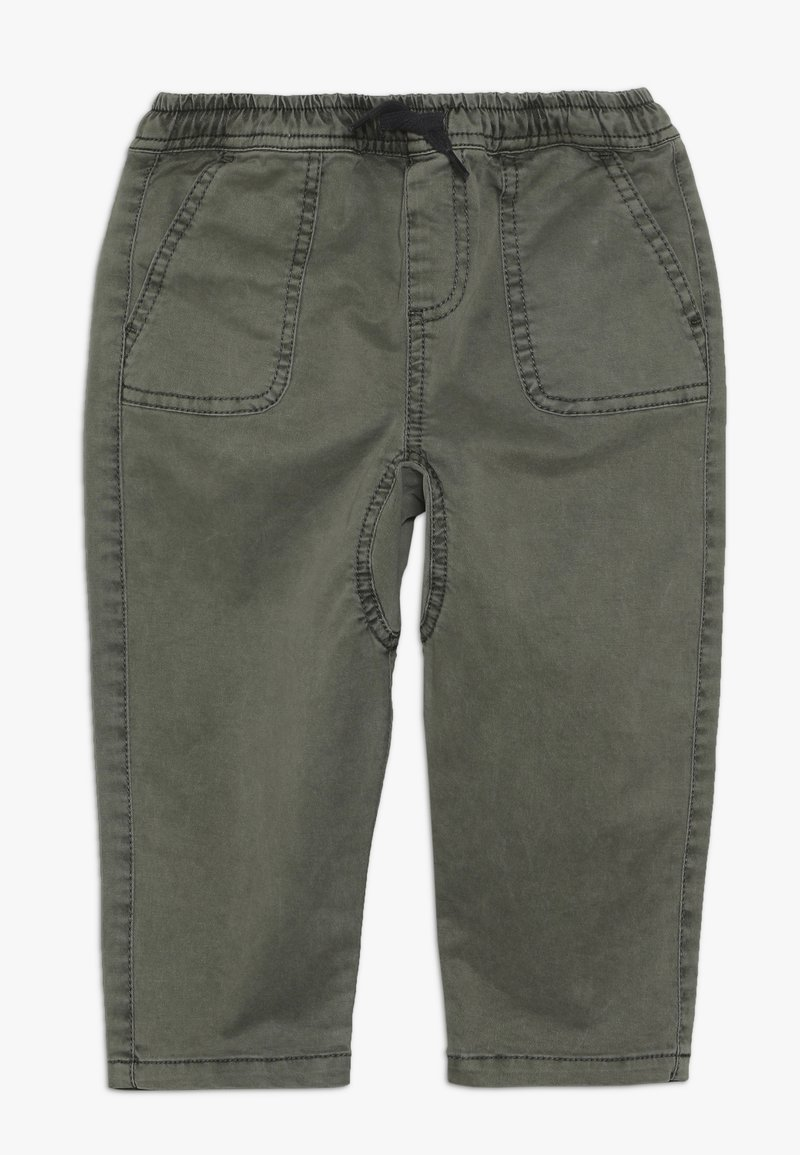 Cotton On - FLYNN PANT BABY - Trousers - silver sage