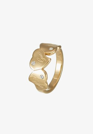 QUEEN OF HEART - Ring - gold-coloured