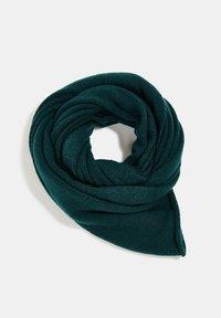 edc by Esprit - AUS GARN-MIX - Scarf - dark teal green - 3