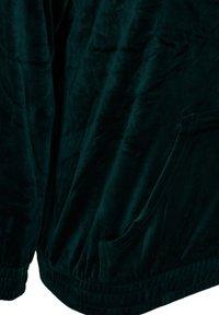 Zizzi - SAMT - Zip-up hoodie - dark green - 7