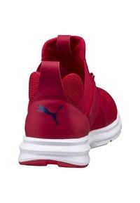 Puma - ENZO - Neutral running shoes - toreador-blue depths - 3