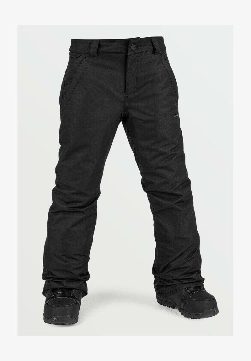 Volcom - Snow pants - black