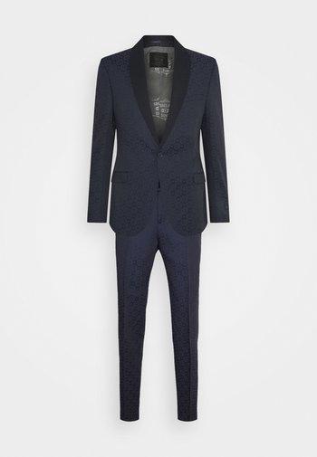 DANEHOUSE SUIT SET - Suit - navy