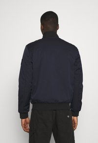 Calvin Klein Jeans - ZIP UP HARRINGTON - Bomber Jacket - night sky - 2