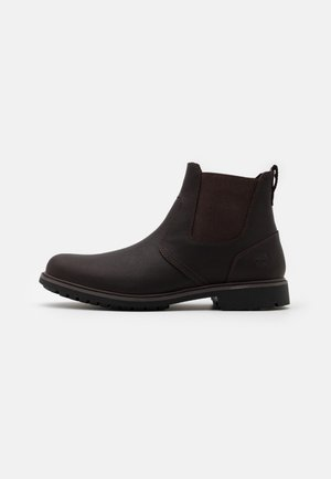 STORMBUCKS CHELSEA - Classic ankle boots - dark brown