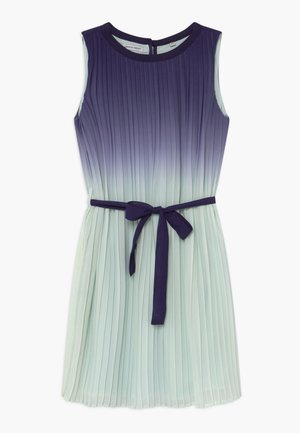 FESTIVE DRESS - Cocktailjurk - blue